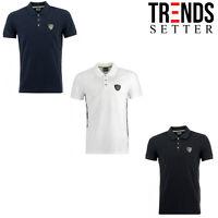 Men's Emporio Armani Ea7 Polo Short Sleeve S M L Xl Xxl Polo T Shirt All Sizes