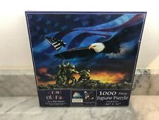 SUNSOUT INC Grand Old Flag 1000 pc Jigsaw Puzzle