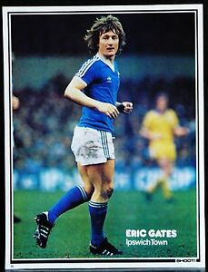 FOOTBALL PLAYER PICTURE ERIC GATES IPSWICH TOWN SHOOT - <span itemprop=availableAtOrFrom>London, United Kingdom</span> - FOOTBALL PLAYER PICTURE ERIC GATES IPSWICH TOWN SHOOT - London, United Kingdom