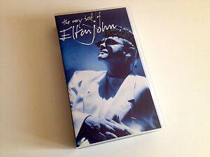 ELTON-JOHN-The-Very-Best-of-Elton-John-VHS