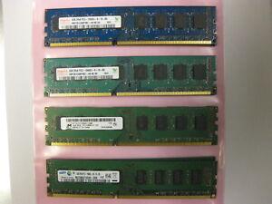 8GB-4GB-x-2-DDR3-1333MHz-PC3-10600-DESKTOP-Memory-Non-ECC-1333-Low-Density