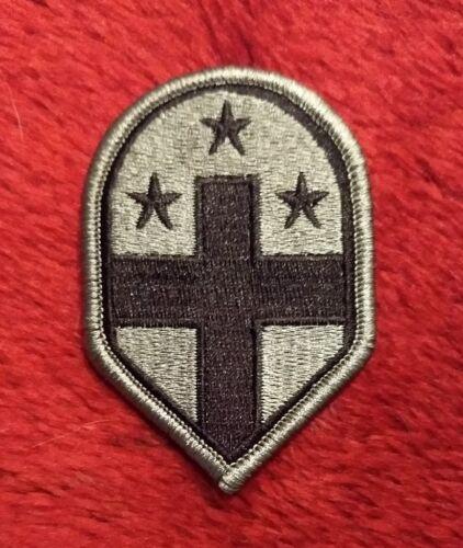 NEW US Army 332nd Medical Brigade Patch Hook /& Loop