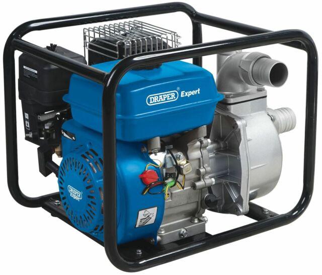 "Clarke PW50 2/"" Petrol Powered Water Pump Ref: 7140650"