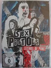 Sex Pistols - Legends of Punk - DIY & Fuck the System Ideologie - Search Destroy