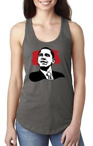 511ccd0f95831 Barack Obama American President Women Tops Next Level Racerback Tank ...