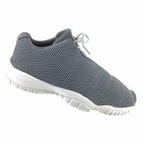 8985e57b64822 Youth Nike Air Jordan Future Low BG Shoes 724813 003 retro Gray ...