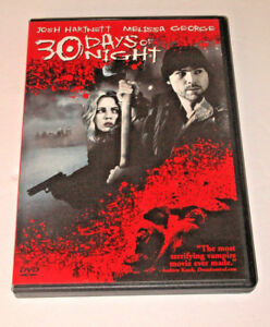 30 Days of Night (DVD, Widescreen 2008) like new
