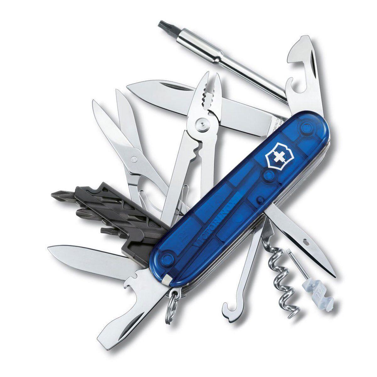 Victorinox Taschenmesser CyberTool CyberTool CyberTool 34 blau 1.7725.T2 neu OVP 62cb12