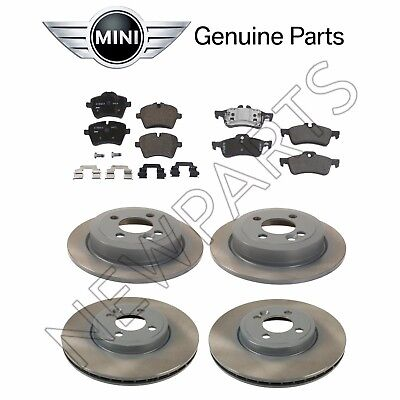 Mini Cooper 2002 2003 2004 2005 2006 2007 2008 2009 Disc Brake Pad Genuine