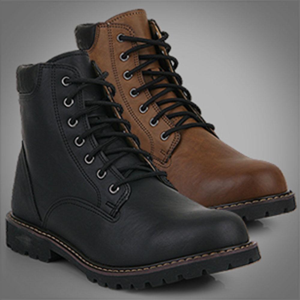 Krystalsb Corea hecho para Hombre botas Zapatos Elevadora 1.57  4cm US7  10