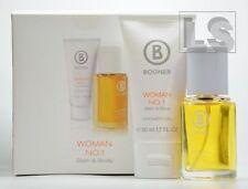 Bogner Woman No. 1, 2 tlg. Set, 30ml Eau de Toilette+50ml Shower Gel