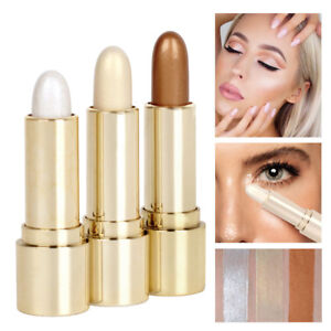 Face-Eye-Highlighters-Stick-Eyeshadow-Pearl-Shimmer-Long-Lasting-Makeup-Cosmetic
