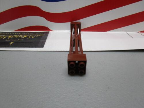 LEGO INDIANA JONES SET 7199 1 REDDISH BROWN SUPPORT 2x2x10 PART #58827