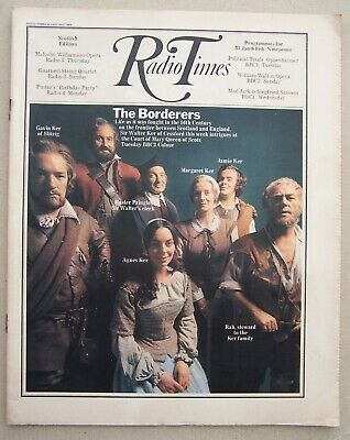 Radio Times/1970/Michael Gambon/Dr Who feature/Val ...
