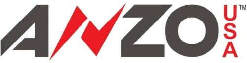 anz211163 ANZO for 1982-1994 Chevrolet S-10 Taillights Dark Smoke