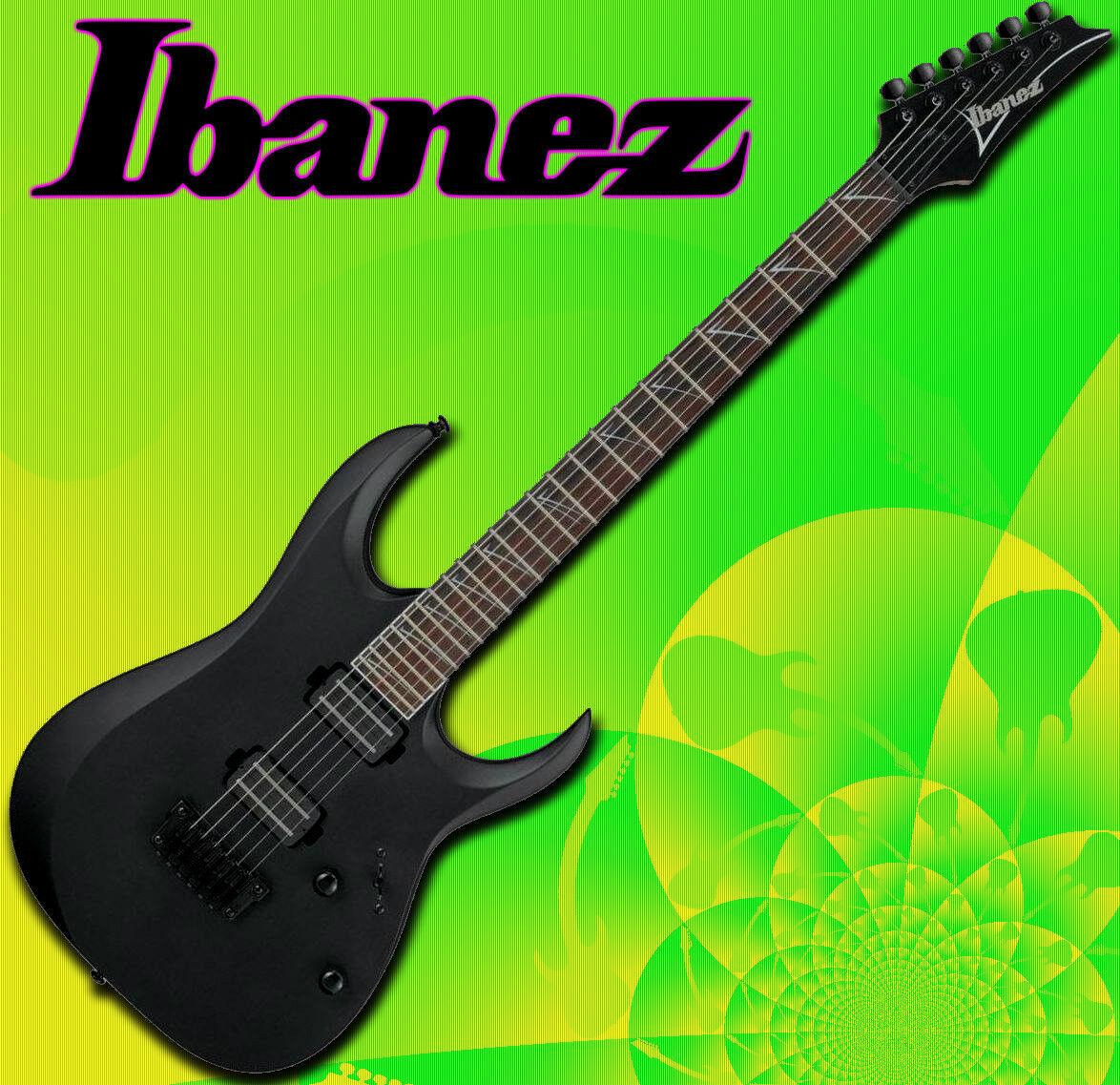 IBANEZ RGD 321 drop 6 string corde RGD321 down-tuning RG series 7 baritone metal