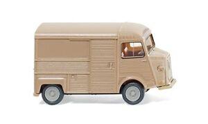 Citroen-HY-Fourgonette-1947-Wiking-026201-echelle-H0-1-87-Maquette-de-voiture
