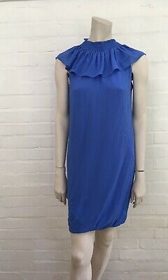 $5 000 Jasmine Di Milo Runaway Pronovias Silk Blue Dress Uk 8 Us 4 Small GroßE Auswahl;