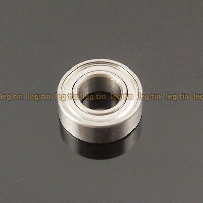 S687zz 7x14x5 mm S687 Stainless Steel 440c Ball Bearing Bearings 1pc