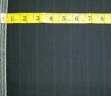 120'S Italian Cashmere Wool Suit Fabric Blue 3 Yards MSRP 1495