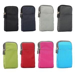Escarcela-Bolso-de-hombro-para-Apple-iPhone-7-amp-7-PLUS-Samsung-S7-S7-Edge-etc
