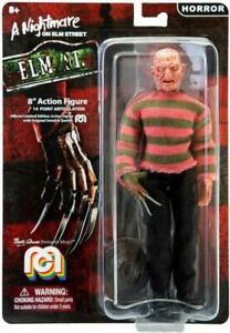 Mego Horreur Nightmare on Elm Street Freddy Krueger Action Figure