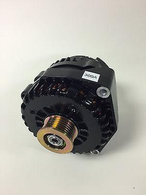 Silverado High Output Alternator 253 AMP 96-04 Suburban,Yukon Tahoe Avalanche