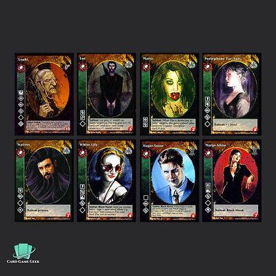6x Metro Underground Vampire Eternal Struggle VTES Jyhad
