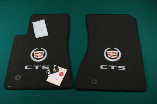 LLOYD MATS Classic Loop FRONT MATS Custom Made for 2011 to 2014 CTS Coupe *RWD