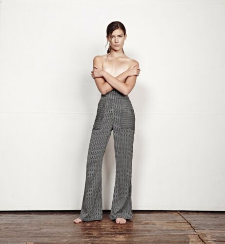 Ace & Jig Pacific pants in moonstone S Anthropolog