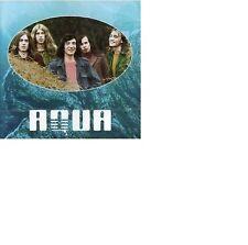 "AQUA: Aqua (1972/78/81); keyboard progr.; four unreleased demo tracks, two 7"" tr"