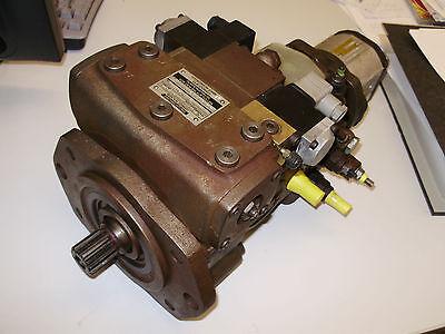 Rexroth A4v 56da 1.0 R 0c 1c 10 Hydraulikpumpe Hydraulikmotor 1pf2g240 019rr20mr Einfach Zu Schmieren Hydraulikpumpen & -schläuche