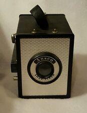 Vintage Afga-Ansco Corp. Shur-Flash Box Camera