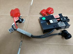 details about battery wiring harness invacare tdx sp power seat lift equipped  invacare tdx sp complete battery wiring