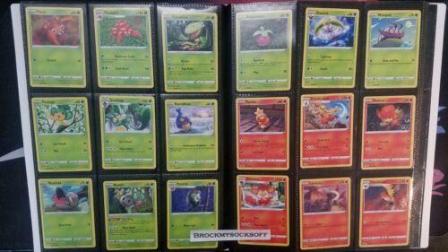 Reverse Holo Bonus DARKNESS ABLAZE Common//Uncommon Pokemon 83 Card Set