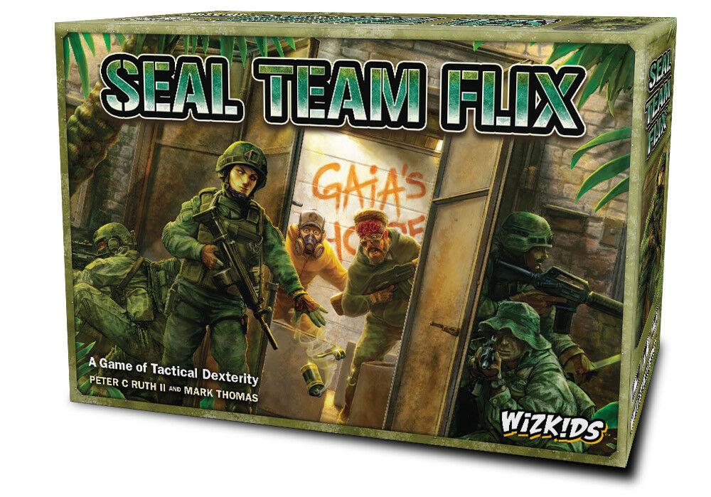 Seal Team Flix - un Gioco di Tattico Destrezza