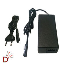 "AC Wall Battery Charger for Microsoft Surface 1 & 2 Windows RT 10.6"" EU European"