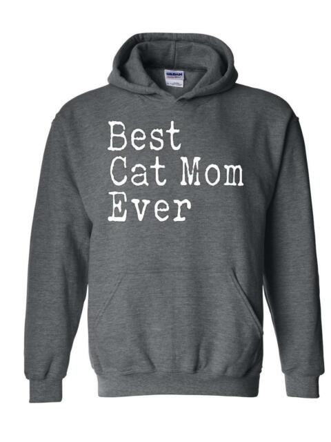 Best Cat Mom Ever Pet Lovers Birthday Christmas Gift ...