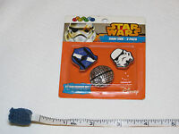 Jibbitz Star Wars Dark Side 3 Pack Shoe Charm Crocs Shoe Accessory Stw-008c