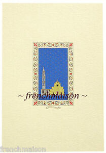 Florence-Firenze-Santo-Spirito-Holy-Spirit-Church-Fine-Italian-Blank-Card-New