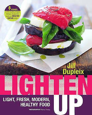 1 of 1 - LIGHTEN UP : Light, Fresh, Modern, Healthy Food : AU1/2 : PB011 : NEW : FREE P&H