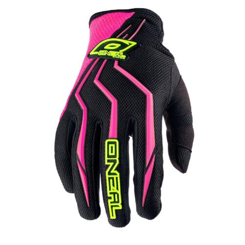 ONeal Element Damen Handschuhe Pink MX MTB DH Moto Cross Enduro Mountainbike DH