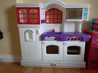 Little Tikes Kitchen New And Used Toys Games Trainsets Hoverboards Pinball Machines In Ontario Kijiji Classifieds