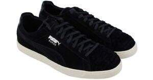 Puma-Suede-SF-Scuderia-Ferrari-Sneakers-Black-Mens-US-10-5-BNIB-UK-9-5-EUR-44