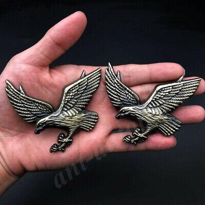 UMBRELLA CORPORATION Eagle Hawk Logo 3D Car Auto Aluminium Decal Badge Emblem BK
