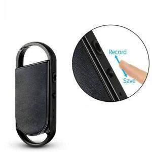 8GB Wanze Voice Rekord Schutz versteckt Geräusch Erkennung  Dieb Überwachung A37