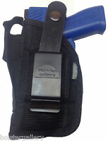 Nylon Gun Holster Fits Amt Backup 380 With Laser | Use Left Or Right Hand