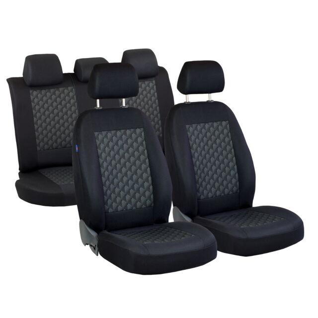 Graue Sitzbezüge für BMW X3 Autositzbezug Komplett