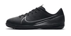 Nike-Children-039-s-Hallen-Fussballschuhe-Nike-Jr-Vapor-13-Academy-Ic-Black