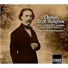 Thomas D.A. Tellefsen - : The Complete Works for Piano Solo (2011)